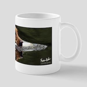 Golden Retrieving Bumper Mug
