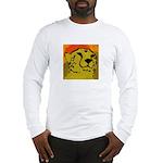 Cheetah of the African Sun Long Sleeve T-Shirt
