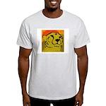 Cheetah of the African Sun Light T-Shirt