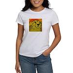 Cheetah of the African Sun Women's T-Shirt