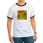 Cheetah of the African Sun Ringer T