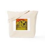 Cheetah of the African Sun Tote Bag