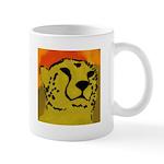 Cheetah of the African Sun Mug