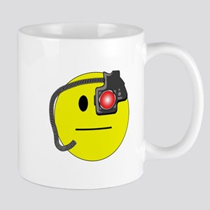 Assimilated Smiley Mug