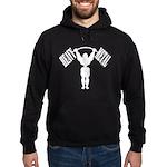 Bodybuilding Heavy Metal Hoodie (dark)