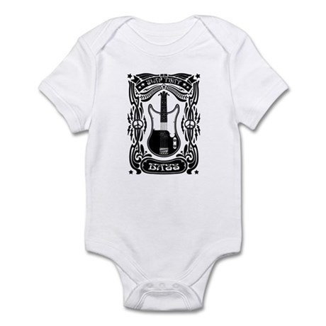 Slap That Bass Infant Bodysuit