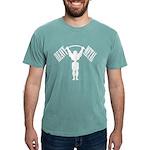 Bodybuilding Heavy Meta Mens Comfort Colors® Shirt