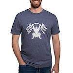 Bodybuilding Heavy Metal Mens Tri-blend T-Shirt