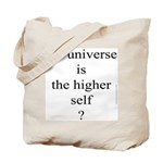 369b. the universe is the hig Tote Bag