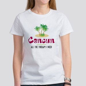 Cancun Therapy - Women's T-Shirt