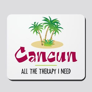 Cancun Therapy - Mousepad