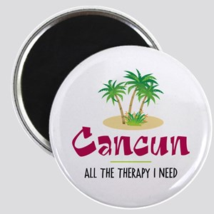 Cancun Therapy - Magnet