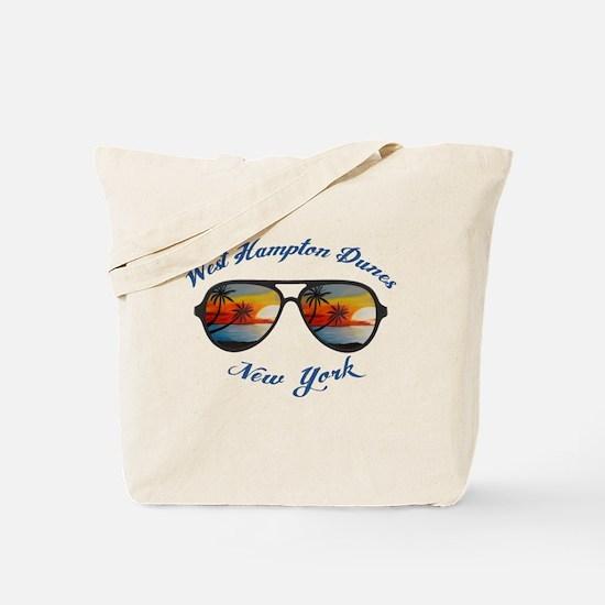 Cute West hampton dunes Tote Bag