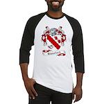 Glassford Family Crest Baseball Jersey