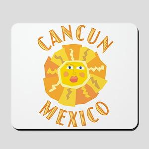 Cancun Sun - Mousepad