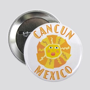 "Cancun Sun - 2.25"" Button"