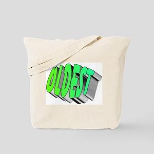 Birth order Tote Bag