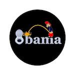 "Whiz on Obama 3.5"" Button (100 pack)"