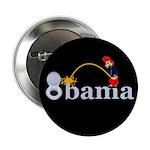 "Whiz on Obama 2.25"" Button (10 pack)"