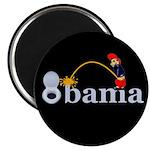 Whiz on Obama Magnet