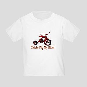 Dig My Ride Toddler T-Shirt