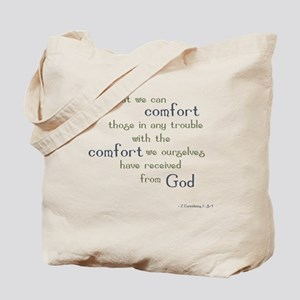 God of Compassion Tote Bag