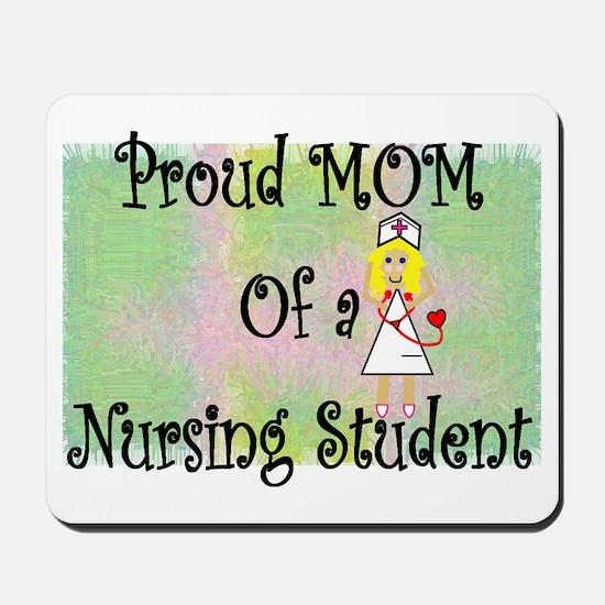 nursing student hierarchy Mousepad
