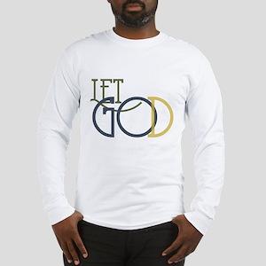 Let GoD Long Sleeve T-Shirt
