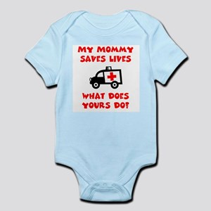 My mommy Infant Bodysuit