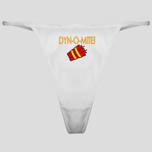 Dynomite Classic Thong