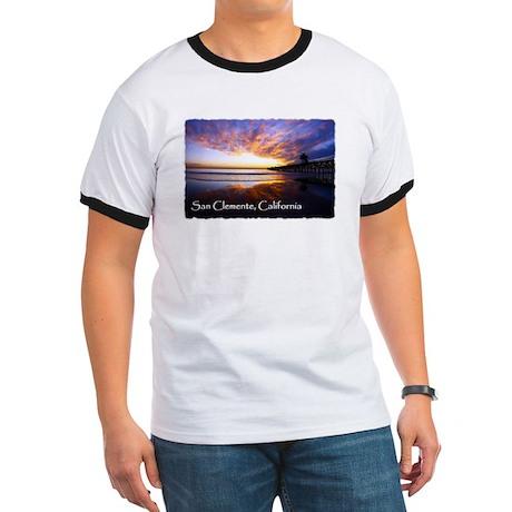 San Clemente pier 2 - Ringer T