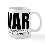 I Love War Mug