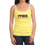I Love War Jr. Spaghetti Tank