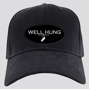 Well Hung Black Cap