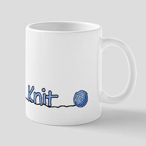 I knit Mug