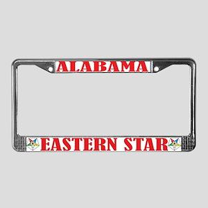 Alabama OES License Plate Frame