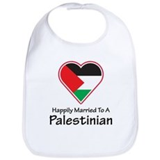 Happily Married Palestinian Bib