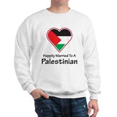 Happily Married Palestinian Sweatshirt