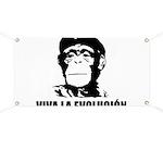 Viva La Evolucion Banner