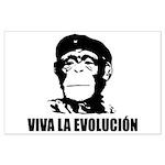 Viva La Evolucion Large Poster