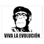 Viva La Evolucion Small Poster