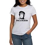 Viva La Evolucion Women's T-Shirt