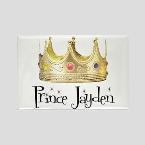 Prince Jayden Rectangle Magnet