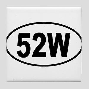 52W Tile Coaster