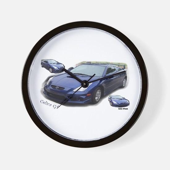 Celica GT Wall Clock