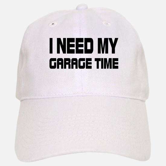 GARAGE TIME Cap