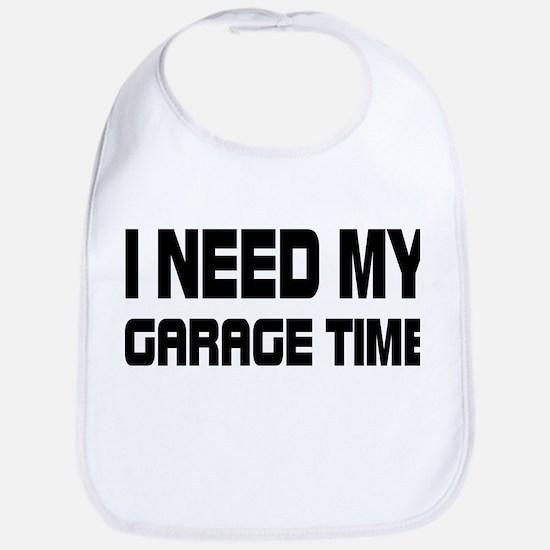 GARAGE TIME Bib