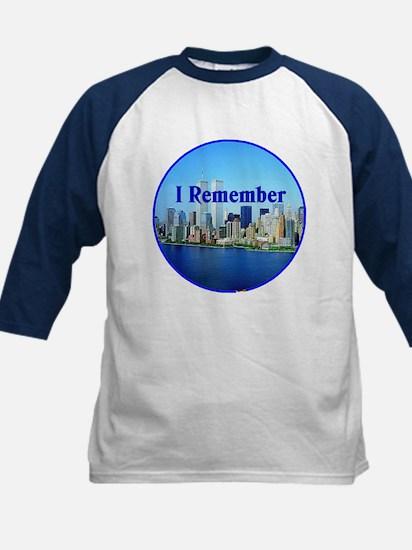 I Remember Kids Baseball Jersey
