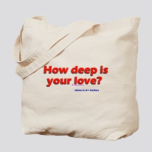 Deep Love Tote Bag