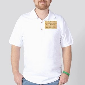 100 Kawaii Ice Cream Combos Golf Shirt